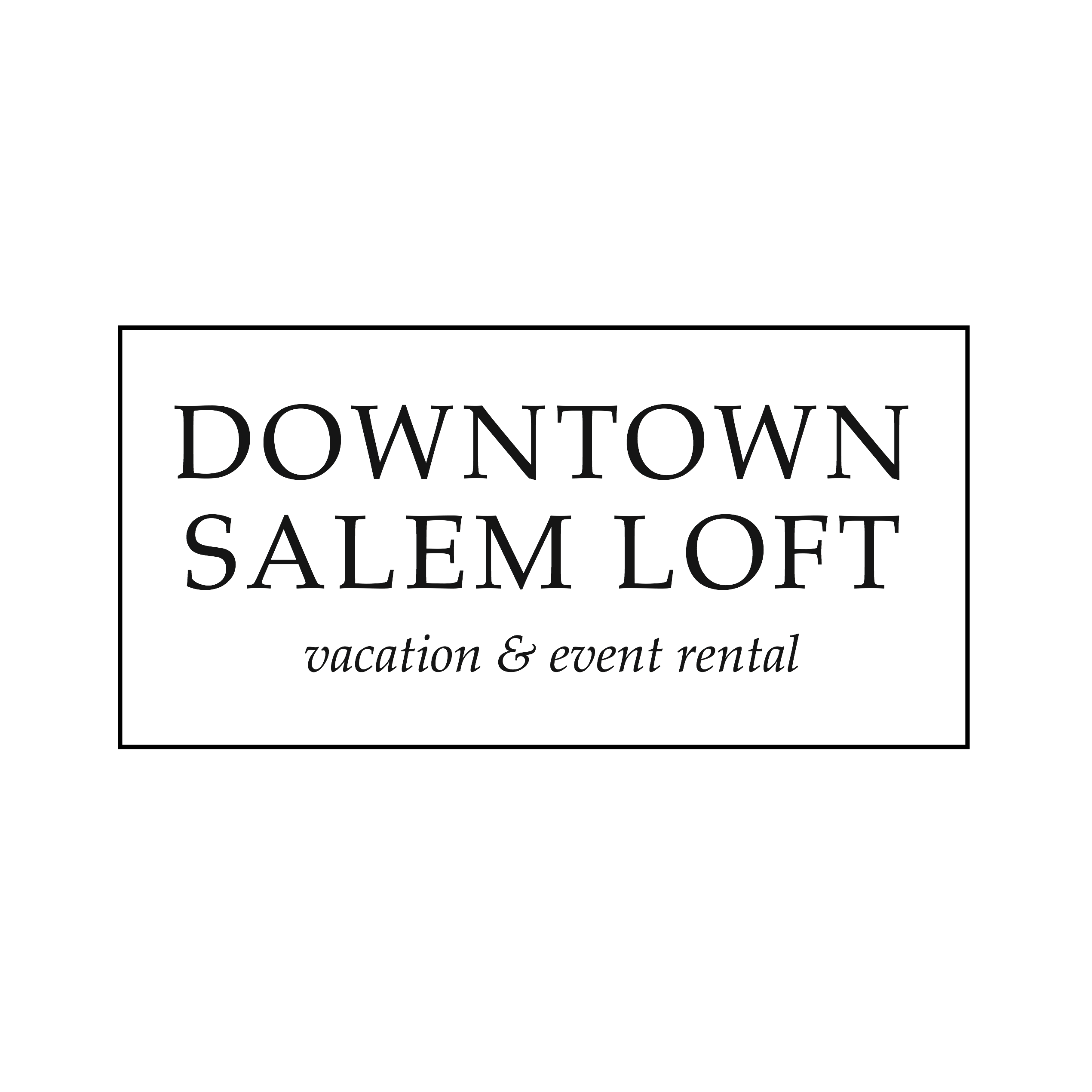 DOWNTOWN SALEM LOFT