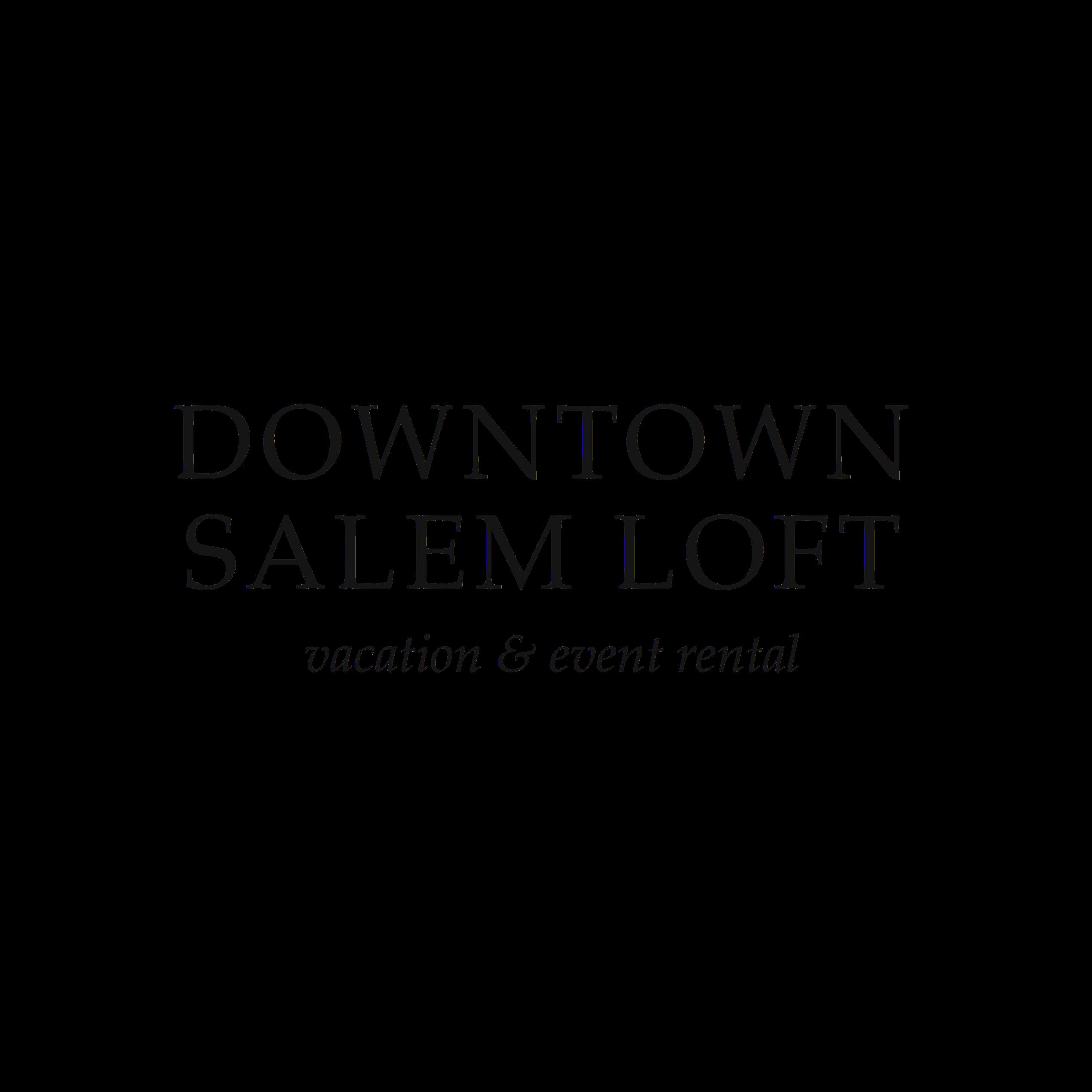 DOWNTOWN SALEM LOFT