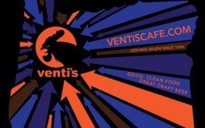 Venti's Cafe + Basement Bar
